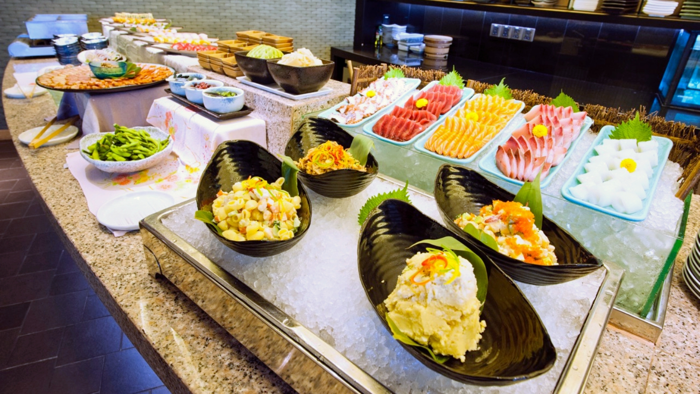 Kampachi Sunday Brunch Buffet (food only) | TABLEAPP